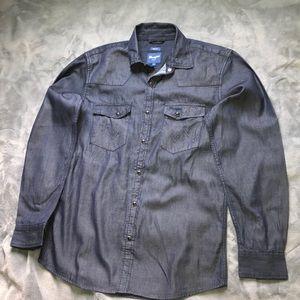 29e929f8506e Wrangler Shirts - 🌟NWOT🌟 Wrangler Denim Western Shirt